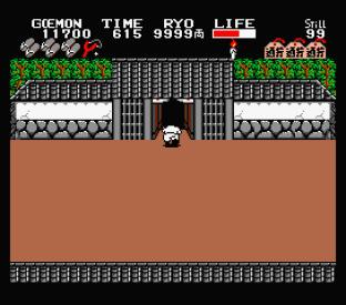 Ganbare Goemon MSX 045