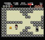 Ganbare Goemon MSX 050