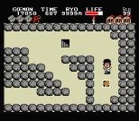 Ganbare Goemon MSX 051