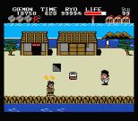 Ganbare Goemon MSX 060