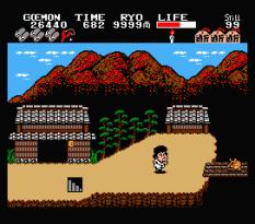Ganbare Goemon MSX 066