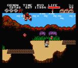Ganbare Goemon MSX 070