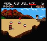 Ganbare Goemon MSX 072