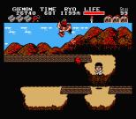 Ganbare Goemon MSX 073