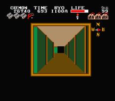 Ganbare Goemon MSX 076