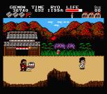 Ganbare Goemon MSX 081