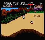 Ganbare Goemon MSX 082
