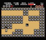 Ganbare Goemon MSX 083