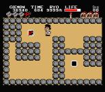 Ganbare Goemon MSX 084