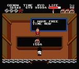 Ganbare Goemon MSX 085