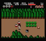 Ganbare Goemon MSX 090