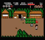 Ganbare Goemon MSX 092
