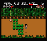 Ganbare Goemon MSX 102