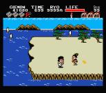 Ganbare Goemon MSX 107
