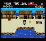 Ganbare Goemon MSX 112