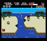 Ganbare Goemon MSX 115
