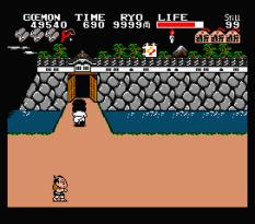 Ganbare Goemon MSX 120