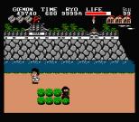 Ganbare Goemon MSX 123