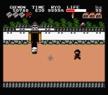 Ganbare Goemon MSX 129