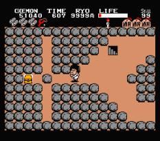 Ganbare Goemon MSX 131