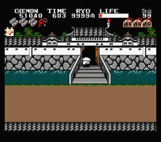 Ganbare Goemon MSX 132