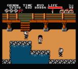 Ganbare Goemon MSX 134