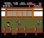Ganbare Goemon MSX 136