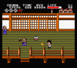 Ganbare Goemon MSX 138