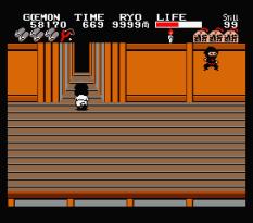 Ganbare Goemon MSX 143