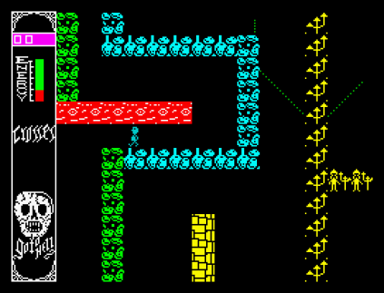 Go To Hell ZX Spectrum 09