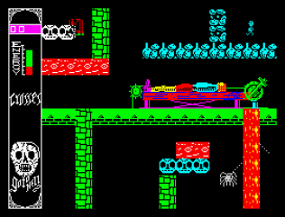 Go To Hell ZX Spectrum 10