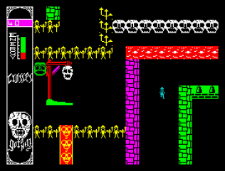 Go To Hell ZX Spectrum 11