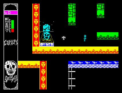 Go To Hell ZX Spectrum 12