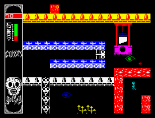 Go To Hell ZX Spectrum 20