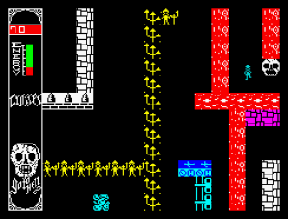 Go To Hell ZX Spectrum 21
