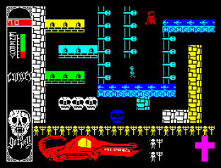 Go To Hell ZX Spectrum 23