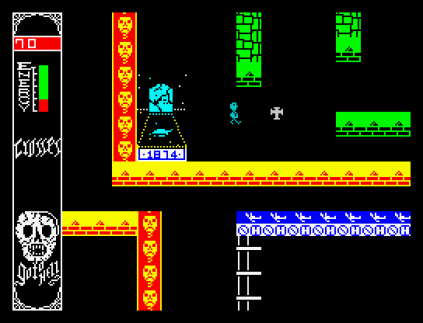 Go To Hell ZX Spectrum 31