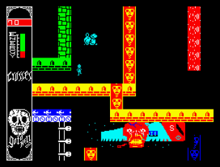 Go To Hell ZX Spectrum 32