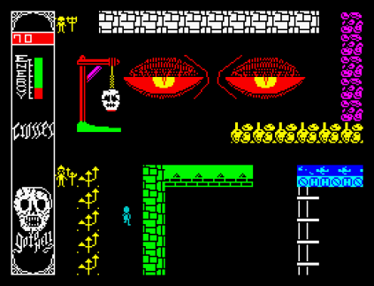 Go To Hell ZX Spectrum 34
