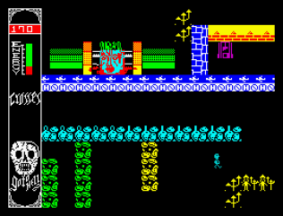 Go To Hell ZX Spectrum 44