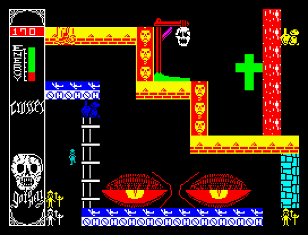 Go To Hell ZX Spectrum 45