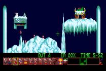 Holiday Lemmings 1993 Amiga 03