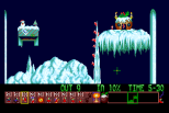 Holiday Lemmings 1993 Amiga 04