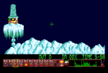 Holiday Lemmings 1993 Amiga 14