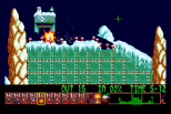 Holiday Lemmings 1993 Amiga 16