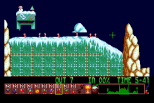 Holiday Lemmings 1993 Amiga 17