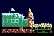 Holiday Lemmings 1993 Amiga 18
