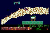 Holiday Lemmings 1993 Amiga 24