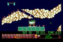 Holiday Lemmings 1993 Amiga 25