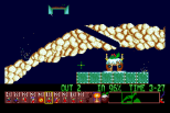 Holiday Lemmings 1993 Amiga 27